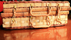 Tasche für Picknick Lizenzfreies Stockbild