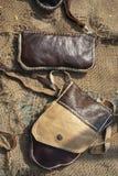 Tasche handgemacht lizenzfreie stockfotos