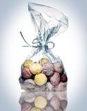 Tasche von kundenspezifischen Süßigkeiten Stockbilder