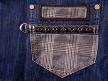 Jeans Lizenzfreies Stockfoto