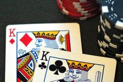 Taschen-Könige Lizenzfreie Stockbilder