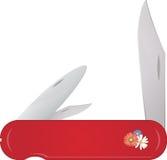 Taschen-Messer Stockfoto