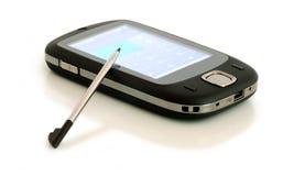 Taschen-PC Stockbild