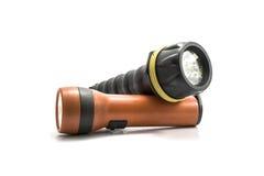 Taschen-Taschenlampe Lizenzfreies Stockfoto
