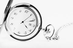 Taschen-Uhr stockfoto