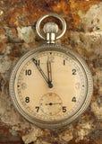 Taschen-Uhr Lizenzfreies Stockbild