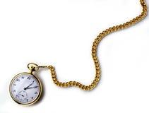 Taschen-Uhr lizenzfreies stockfoto