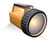 Taschenlampe stock abbildung