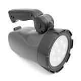 Taschenlampe für Notbeleuchtung Stockfotografie