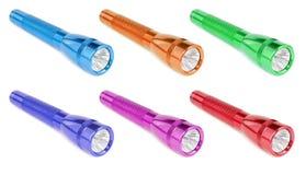 Taschenlampen Lizenzfreies Stockfoto