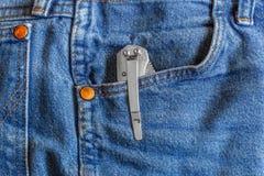 Taschenmesser Lizenzfreie Stockfotografie