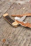 Taschenmesser Lizenzfreies Stockfoto