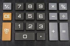 Taschenrechner stockfotografie
