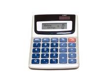 Taschenrechner Stockfoto