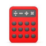 Taschenrechnersymbol Lizenzfreie Stockfotos