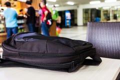 Taschenreisender Stockbild