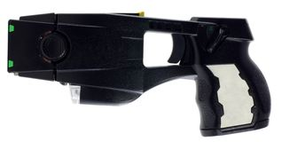 Taser gun Royalty Free Stock Images