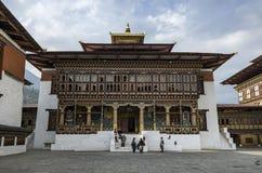 Tashichho Dzong is o Stock Photography