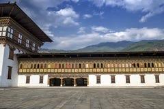 Tashichho Dzong, Thimphu, Bhutan Zdjęcie Royalty Free