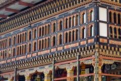 Tashichho Dzong, Thimphu, Bhutan Zdjęcia Royalty Free