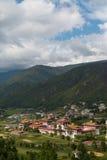 Tashichoe Dzong, Thimbu, Bhutan Lizenzfreie Stockfotos