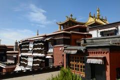 Tashilhunpo Kloster Stockbild