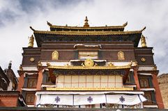 Tashilhunpo monastery Royalty Free Stock Photos