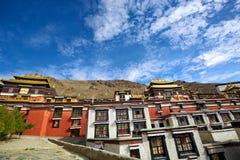 Tashilhunpo Monastery Royalty Free Stock Photography