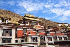 Tashilhunpo Monastery. In Shitatse, Tibet Stock Image