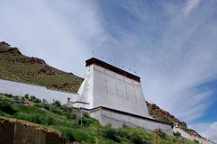 Tashilhunpo monastery Stock Image