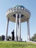 Tashkent Alisher Navoi Memorial 2007 Stock Photos
