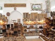 Tashkent Almazar art workshop in Madrassah 2007 Royalty Free Stock Photography