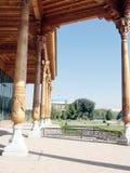 Tashkent Almazar columns of Gallery 2007 Royalty Free Stock Images