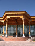Tashkent Almazar Gallery entrance 2007 Royalty Free Stock Image