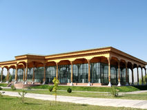 Tashkent Almazar the Gallery 2007 Royalty Free Stock Photography