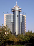 Tashkent Association of Banks building 2007 Royalty Free Stock Photography