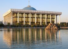 Tashkent Majlis 2007 Royalty Free Stock Photo