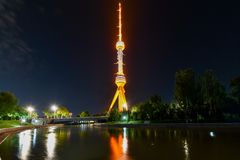 Tashkent Television Tower - Tashkent, Uzbekistan
