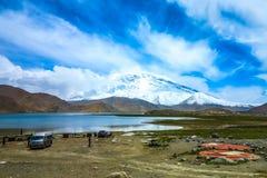 Tashkurgan Muztagh Ata 08 stock image