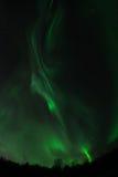 Tasiemkowa zorza Zdjęcia Stock