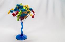 Tasiemkowy Martini zdjęcia royalty free