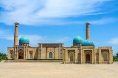 Tasjkent Hazrati Imam Complex 11 arkivbild