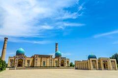 Tasjkent Hazrati Imam Complex 10 royaltyfria bilder
