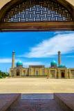 Tasjkent Hazrati Imam Complex 13 arkivfoton