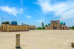 Tasjkent Hazrati Imam Complex 04 arkivfoton