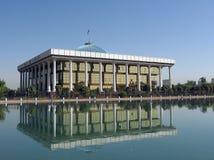 Tasjkent Majlis byggnadsdag 2007 Arkivbild