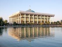 Tasjkent Majlis som bygger 2007 Arkivbilder