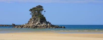 tasman abel nationalpark Royaltyfria Foton