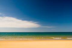 tasman abel strandnationalpark Royaltyfri Fotografi
