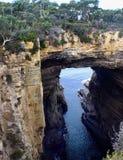 Tasman Arch.  Tasmania. Australia. Stock Photo
